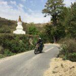 Riding in Bhutan