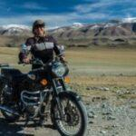 Emily Hewitt - motorcycle tours specialist