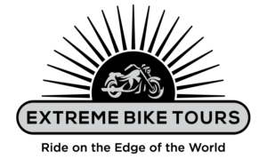 extreme bike tours logo
